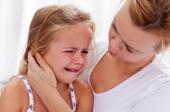 Плачь ребенка