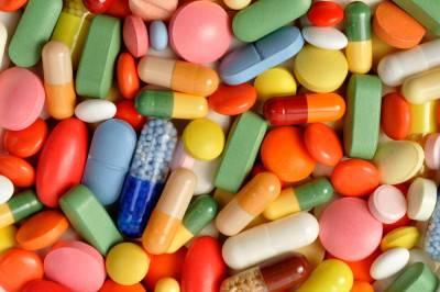 Множество антибиотиков
