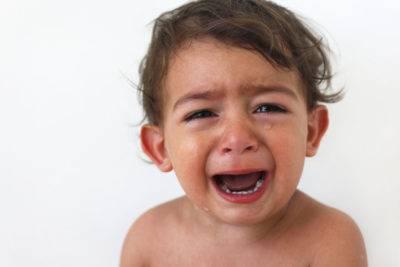 Длительный плач