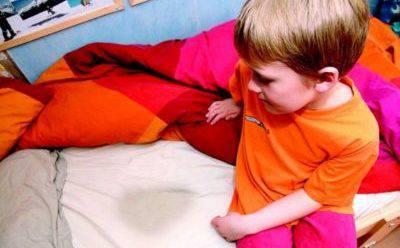 Ночное недержание у ребенка