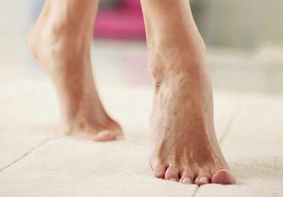 Ходьба на носках