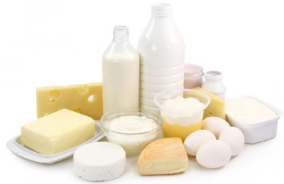 Молочная продукция и работа органа