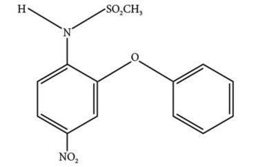 Нимесулид формула
