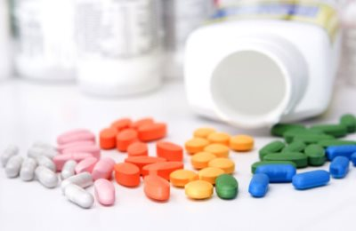 Очищение медикаментами