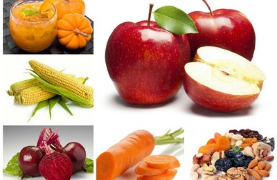 Овощи для оздоровления железы