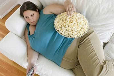 Ожирение у больной