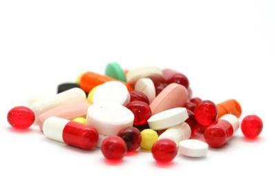Пример медикаментов