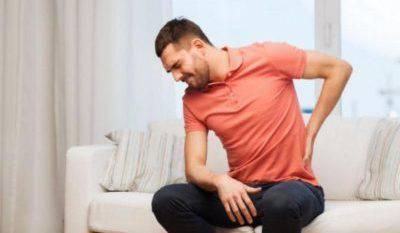 Режущая боль в почках