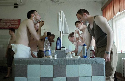 Гигиена в армии