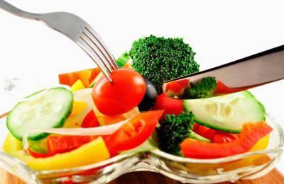 Здоровое питание при заболевании