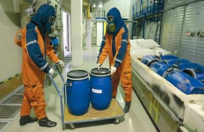 Отравление промышленными веществами