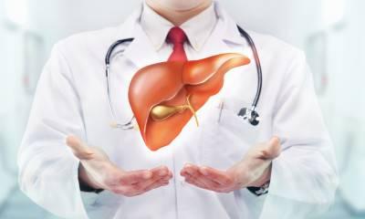 Доктор-гепатолог