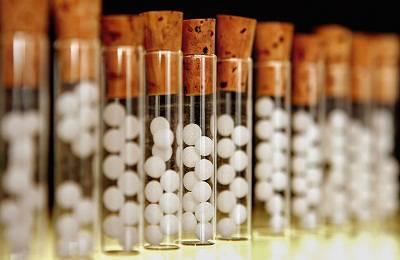 Гомеопатические таблетки