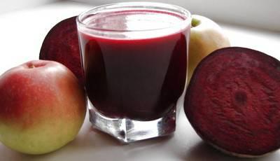 Яблочно-свекольный сок