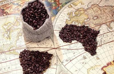 Страны кофе