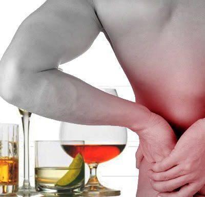 Алкоголь при МКБ