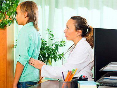 Воспаление почек у детей