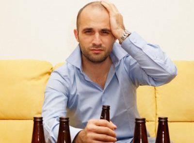 Болит голова после алкоголя