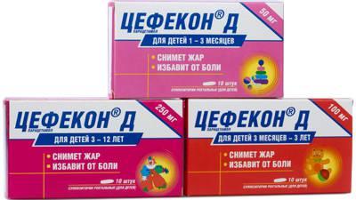 Цефекон-Д