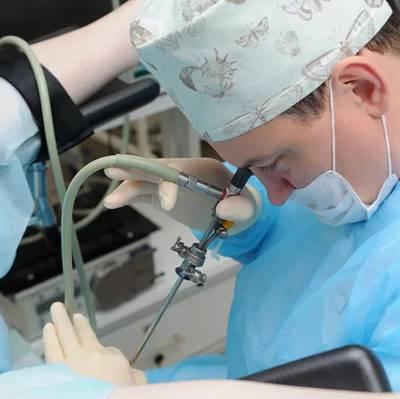 Как проходит цистоскопия