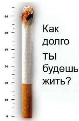 курение цистит