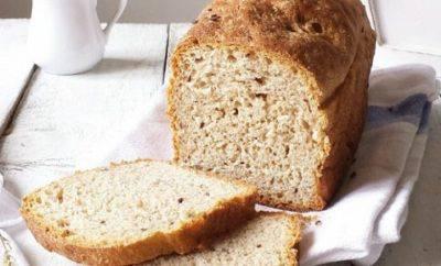 Хлеб из грубой муки