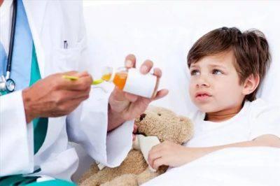 Своевременное лечение инфекций