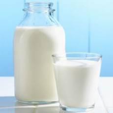 Молочное очищение железы
