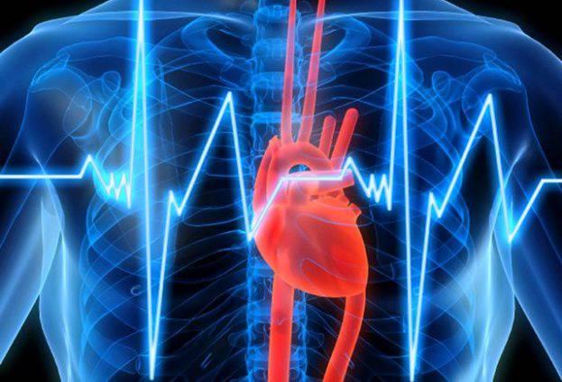 Нарушение сердечной деятелности