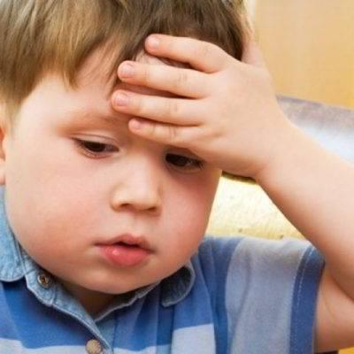 Оксалурия у детей