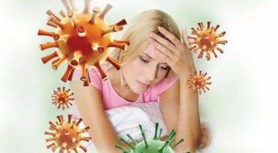 Снижение иммунитета
