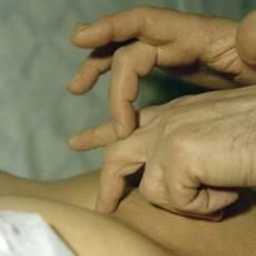 Простукивание пальцами