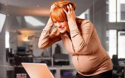 Стресс при беременности