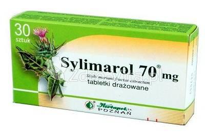 Sylimarol инструкция по применению