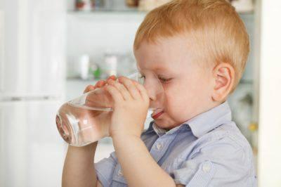 Употребление жидкости